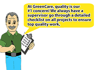 GreenCare Pool Construction Quality Control